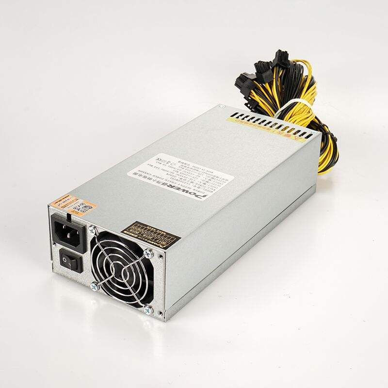 Rumax Ready to Ship Miner Spare Parts Lianli 2000w Power Supply 2500w Miner PSU for BTC miner antminer S17