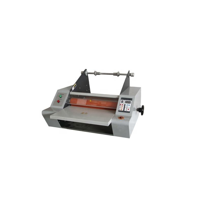 TX-FD380-sided anti-roll laminating machine a low price