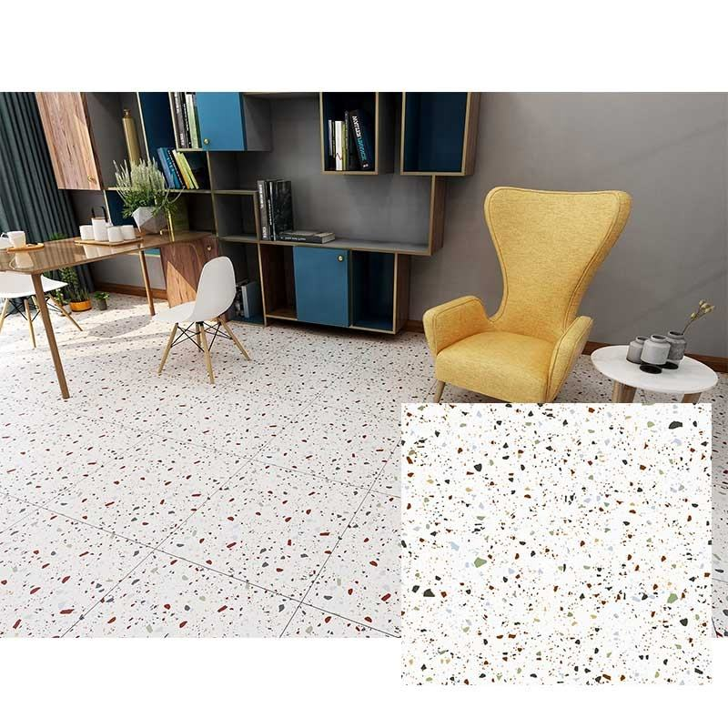 600*600 terrazzo patterns colorful floor ceramic tile