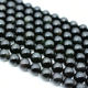 Trade Insurance 6mm/8mm/10mm/12mm/14mm/16mm Natural Black Obsidian Loose Beads