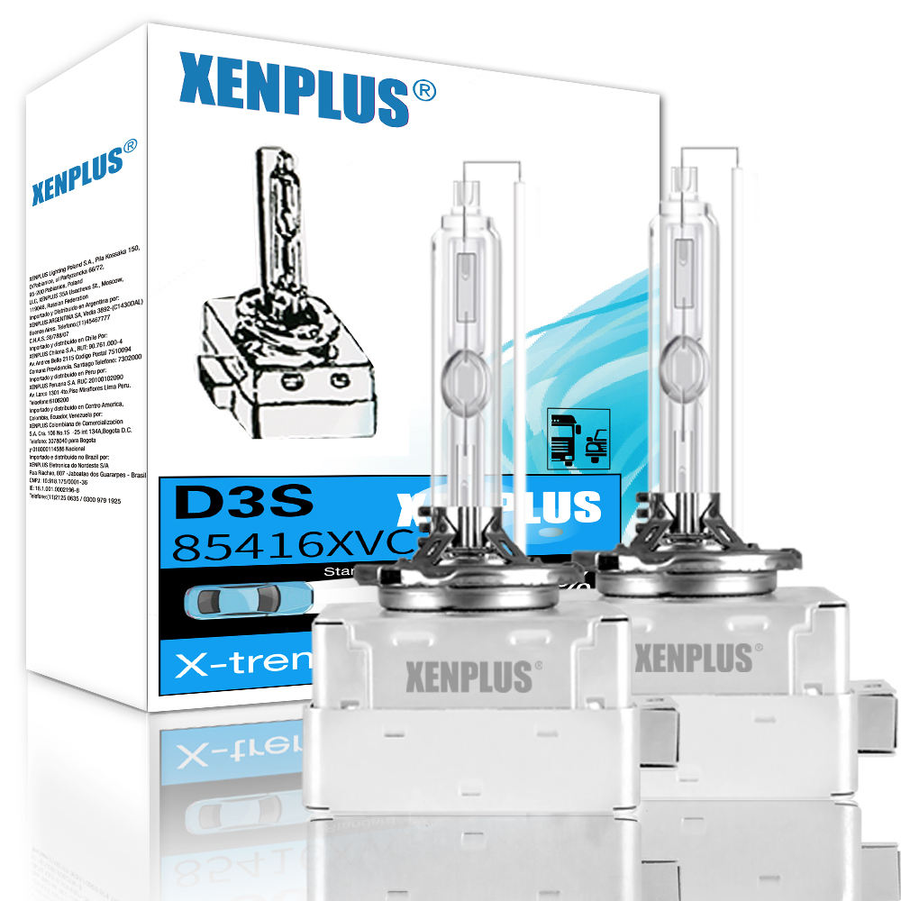 XENPLUS NEW hid grow light xenon replacement bulbs D1S D2S D2R D4S D5S D8S 12V 35W Car d3s 6000k hid xenon bulb