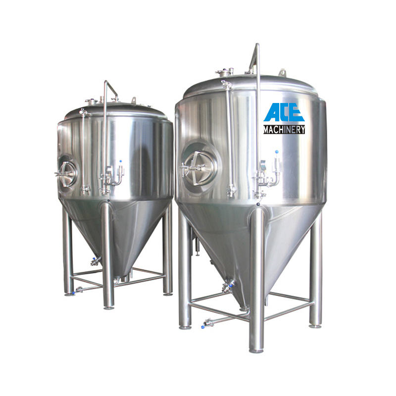Fermenting उपकरण 1000L Fermentor/<span class=keywords><strong>शंक्वाकार</strong></span> <span class=keywords><strong>किण्वक</strong></span>/किण्वन टैंक