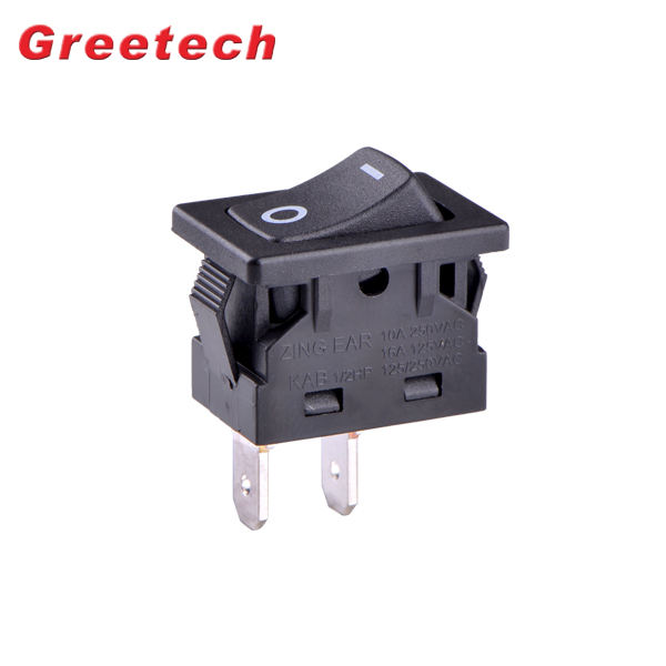 2018 Hot Selling On OFF Micro Switch for Hair Dryer Rocker Switch Application