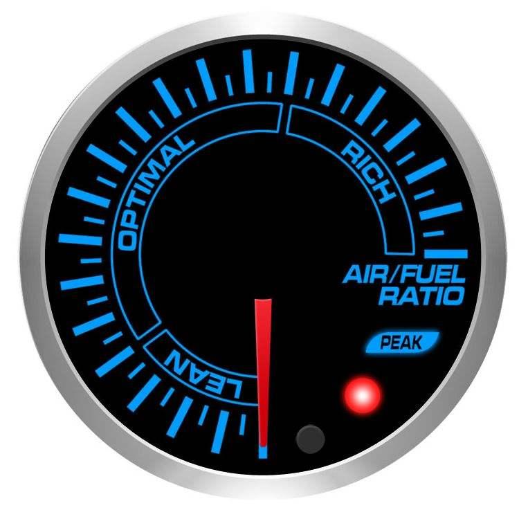 52 مللي متر BF سيارة الهواء الوقود نسبة متر و الهواء الوقود نسبة السيارات قياس