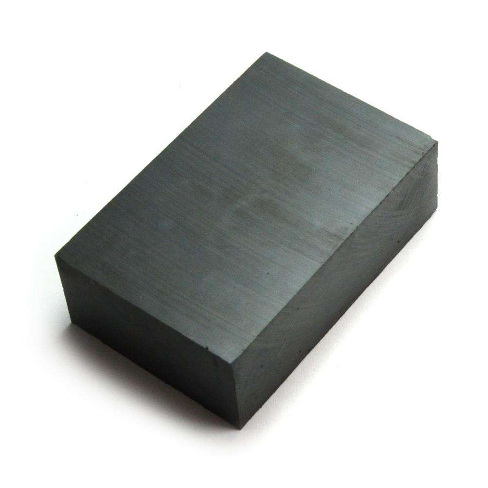 Ceramic Big Block Ferrite Magnet for Speaker