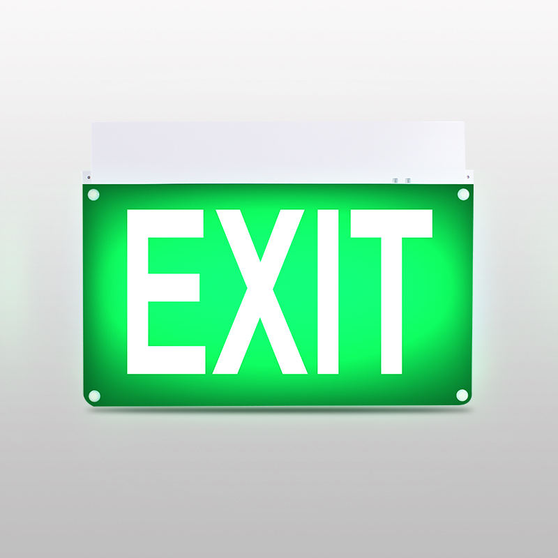 Emergency Module Light Board Types Fire Fighting Exit Sign