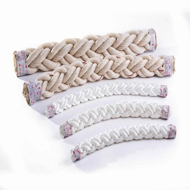 Combo Rope (50% PP, 50% Polyester)-3,4,8 Strands-Vietnam Rope-Fishing Industry-Diameter 1.5mm to 120mm