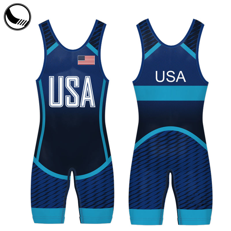 cheap sublimated wrestling singlets for sale