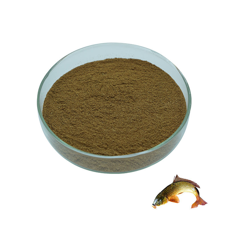 Fish meal replacement seafood flavor enhance feed utility and reduce cost