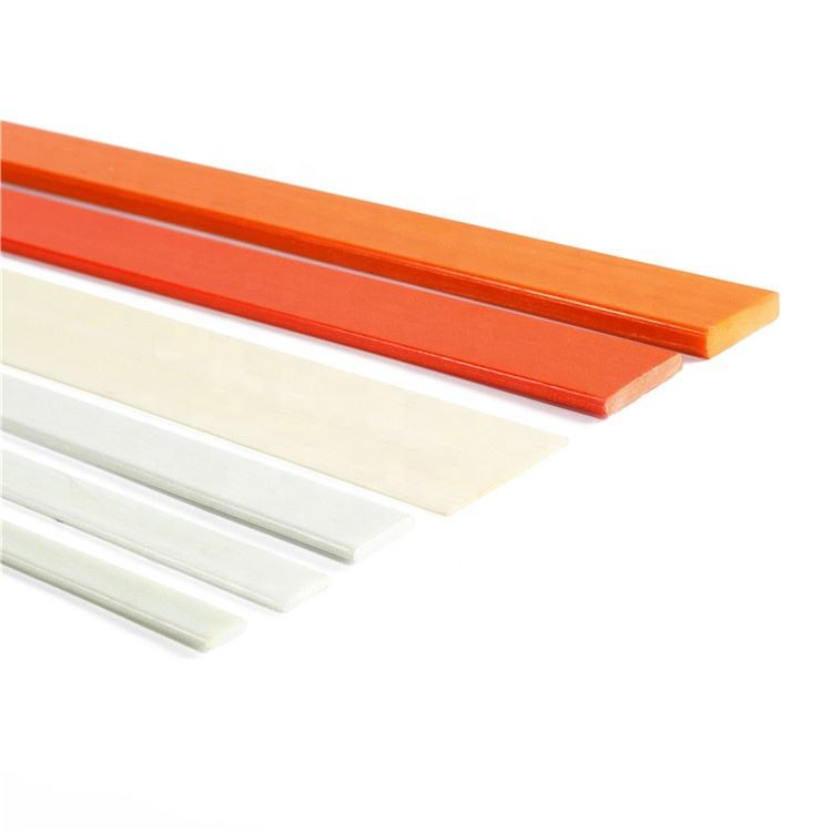 High Quality High Strength 6*30mm fiberglass strips for bow