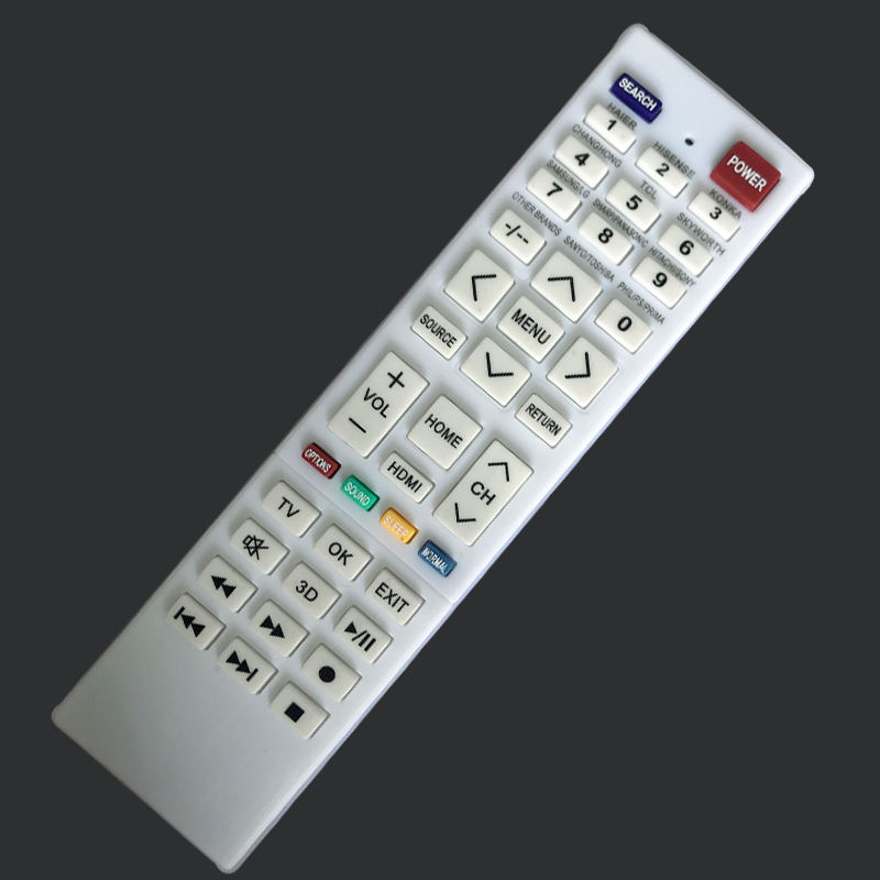 universal remote control codes manufacturer for all lcd led tv like SONY TV, PHILIP TV, LG tv SMASUNG TV ETC.