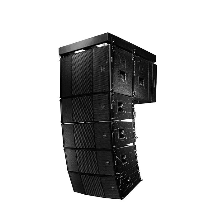 Tinggi SPL Line Array Speaker Sound Sistem Dual 12 Inch <span class=keywords><strong>Pasif</strong></span> Sistem
