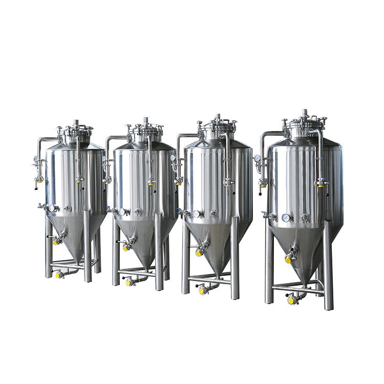 Factory Wholesale Unitank Stainless Steel Conical Fermenter