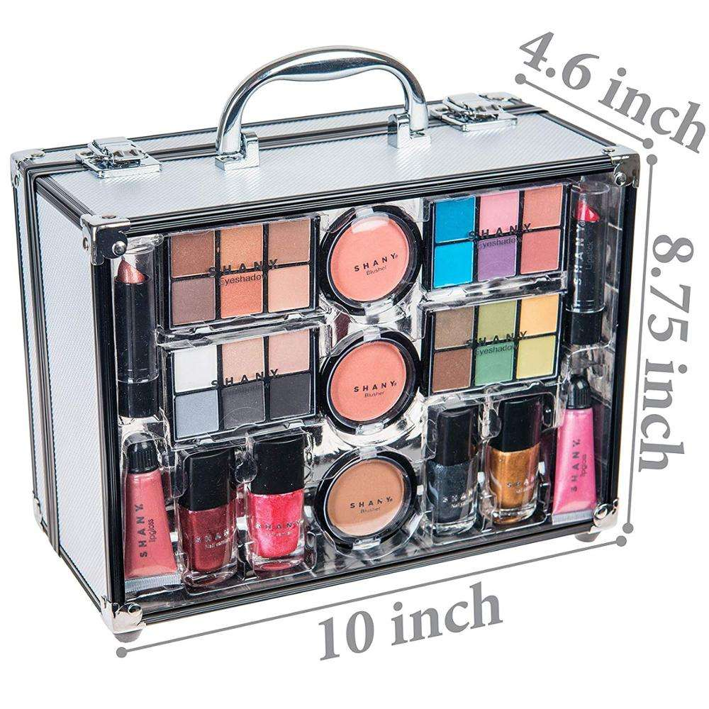 New Product Pop Cosmet Eye Lip Works Kit Color Makeup Box Set For Women