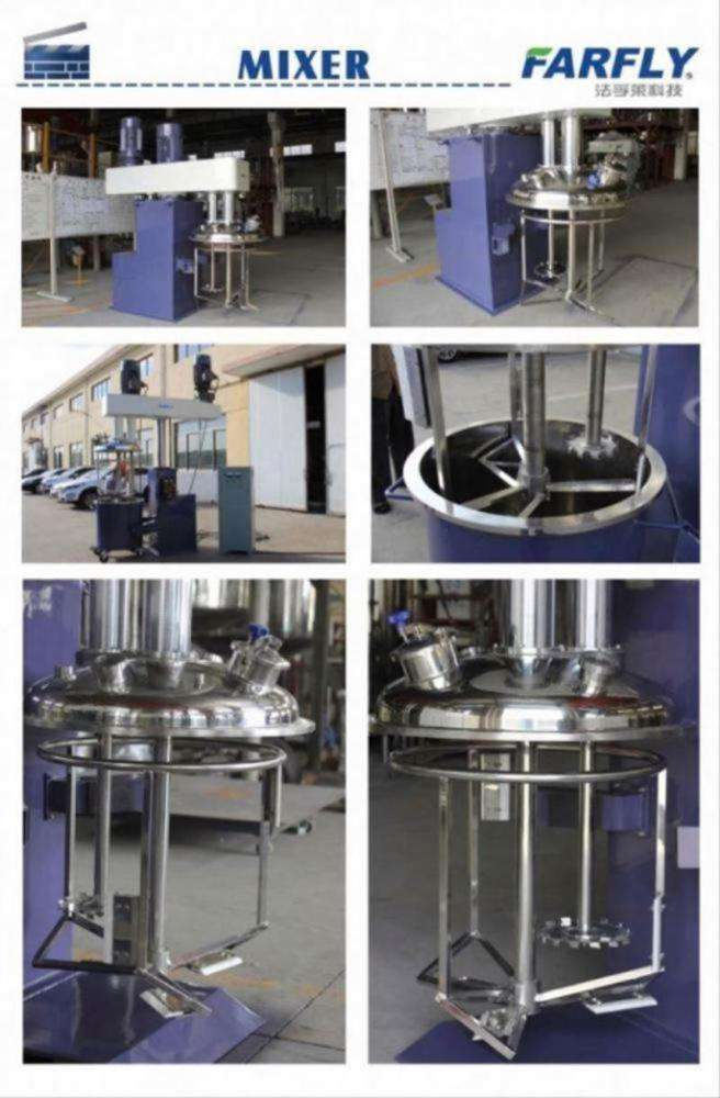 FarflyHigh Speed Paint Mixing Machine,Lab Paint Mixer,Paint Mixing Stirrer