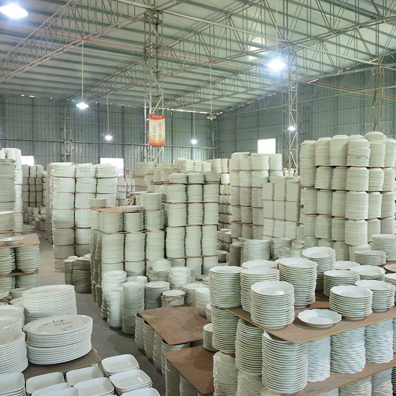 Selling Ceramic By Wholesale Chaozhou Ceramic Factory Restaurant Dinnerware ready stocks