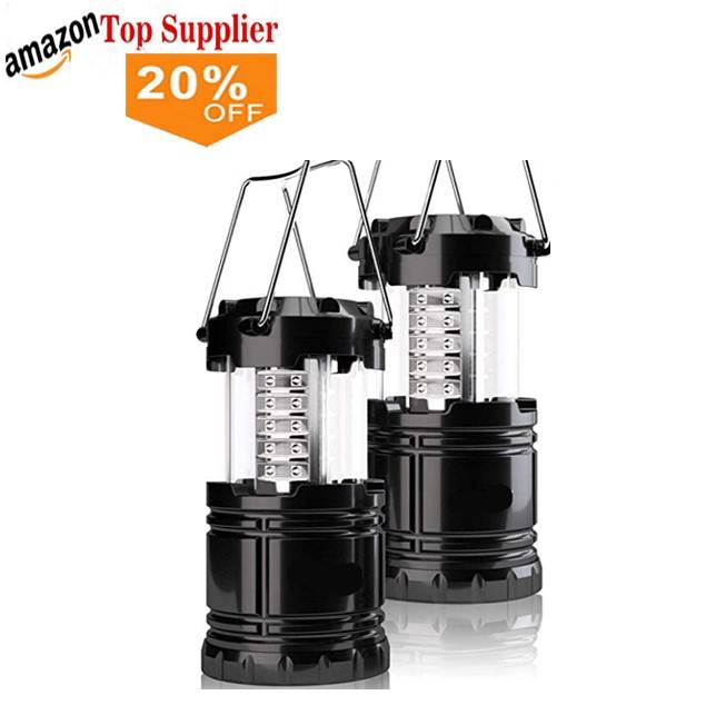 amazon best sellers 30 LED Solar OEM USB Multi-function Portable Lamp Led Camping Lantern