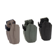 Tactical Right Hand Universal Hunting Airsoft Combat Gun Pistol Holster for Glock 17 19 38 /USP/H&K/ PT24/SIG P226
