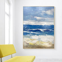 Home Decorative Paintings Oil Art Wall High Quality Abstract Canvas Painting