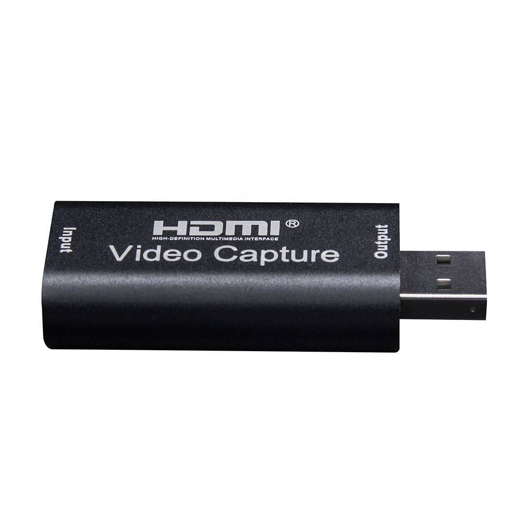 Video Capture Card HDMI Video Capture Card USB 2.0 for Game Video Live Streaming