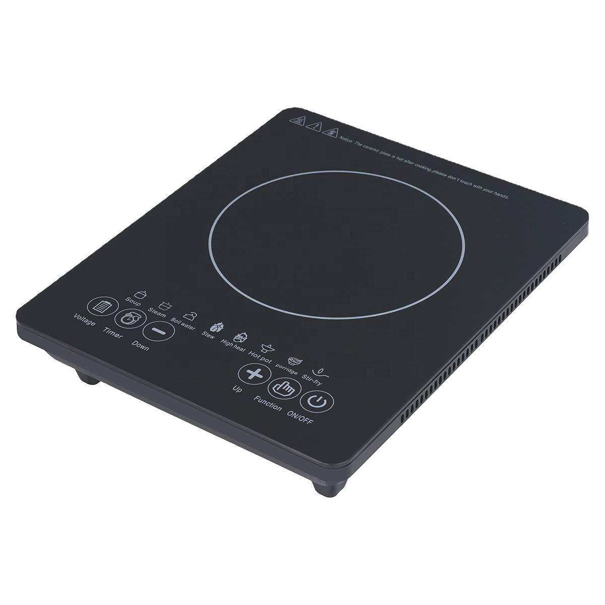 2000W Single Burner Induction Cooker Electric Induction Cooktops Cooking Hob on sale