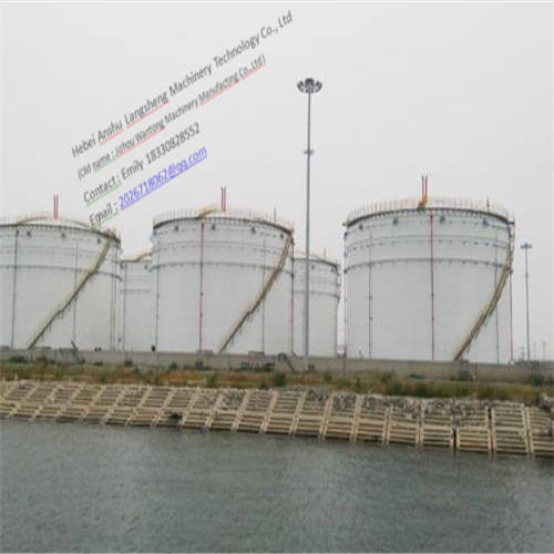 1-100m3 tank industrial used for storage oil liquid chemicals tank