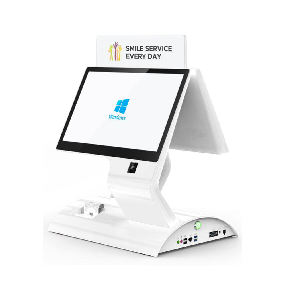 15 ''Touch Screen Alles in Een Pos-systeem Kassa Kassier POS Machine