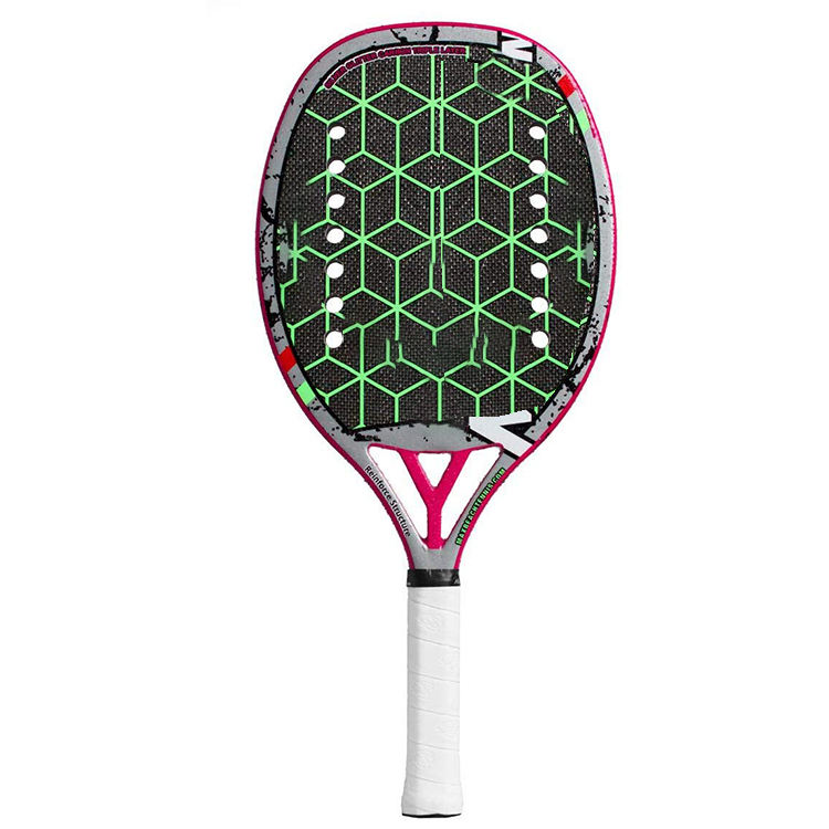 Custom Padel Tennis Racket for Court Carbon Fiber Padel Tennis