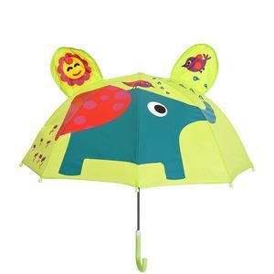 Wholesale Cute Carton Customized Child Kids Umbrella