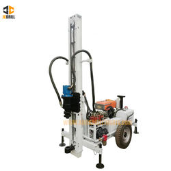 New design 0-400m well drilling rig machine with high power