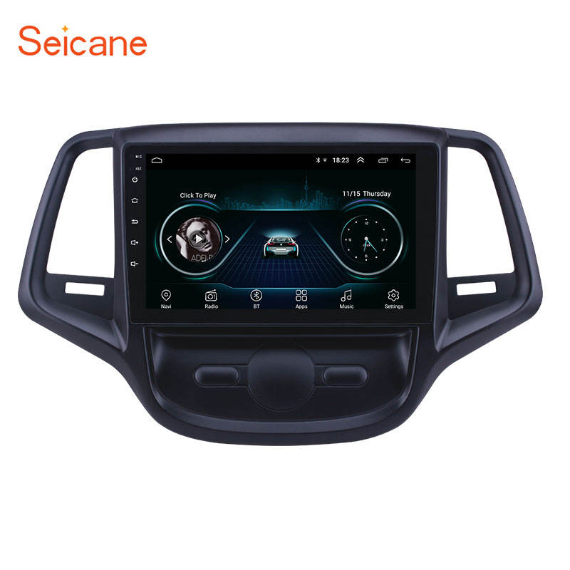 9 Inch Android 9.1 Radio Voor 2015 Changan Eado Bluetooth Wifi Hd Touchscreen Gps Navigatie Ondersteuning Carplay Dvr Achteruitrijcamera