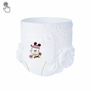 Factory Price Stock lots low price Cheap Low Price Bales Cute Disposable Baby Diaper