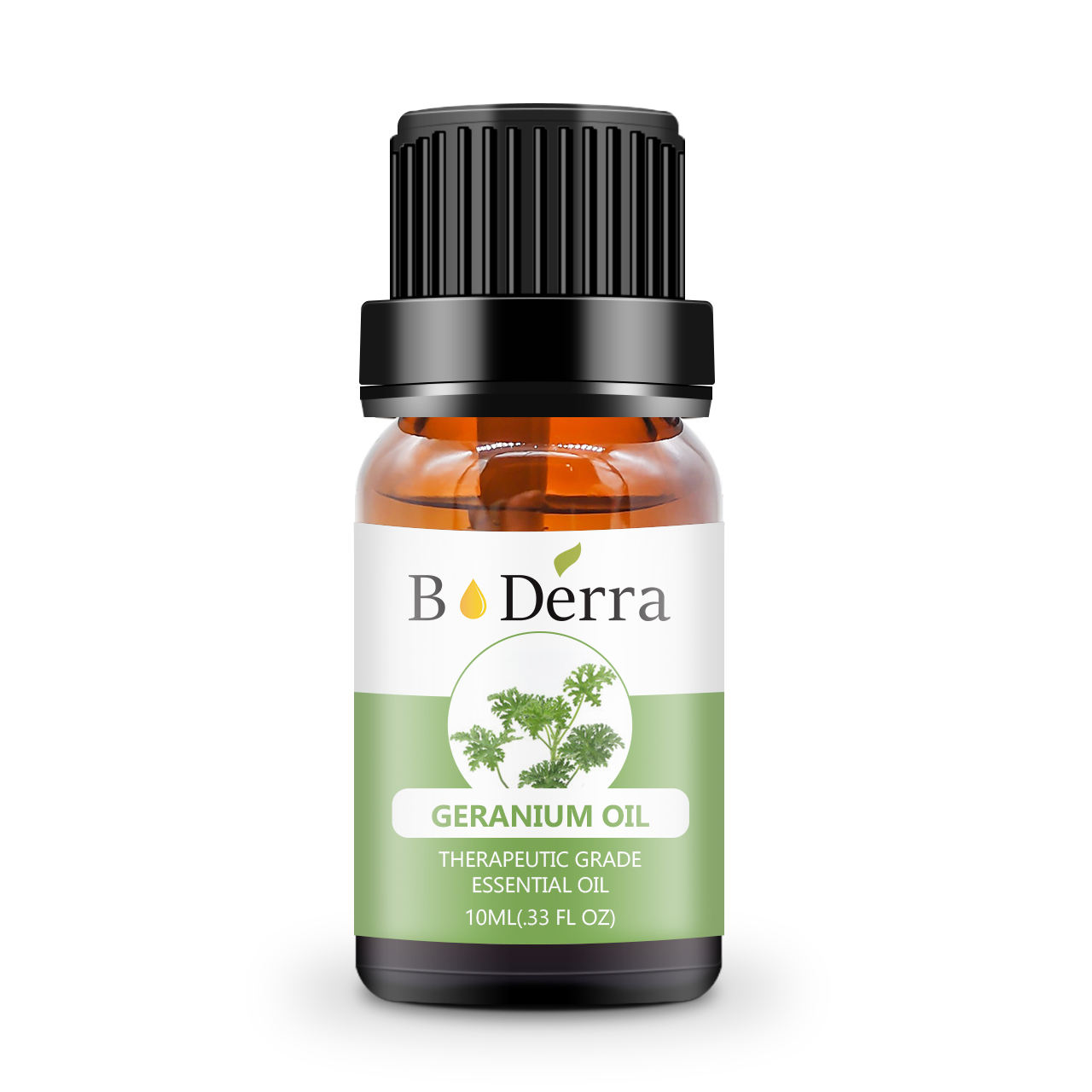 BoDerra Skin Moisturizing Facial Care Protect Egypt Geranium Essential Oil