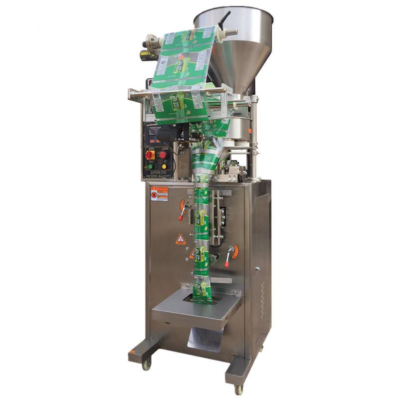 automatic pouch packing machine for grain granule bean coffee bean sugar sachet packing machine