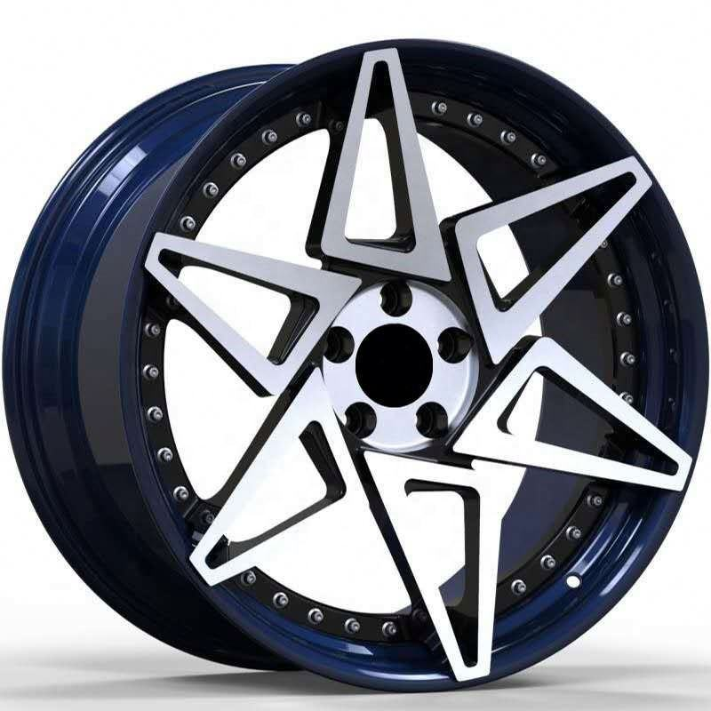 Car wheels 18 19 20 21 22 23 24 inch forged alloy wheels custom forged wheels