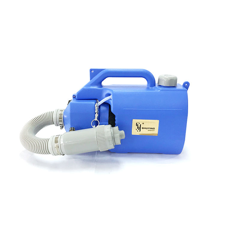SY water orchard fog industrial sprayer spray portable electric cold indoor fogger machine ulv
