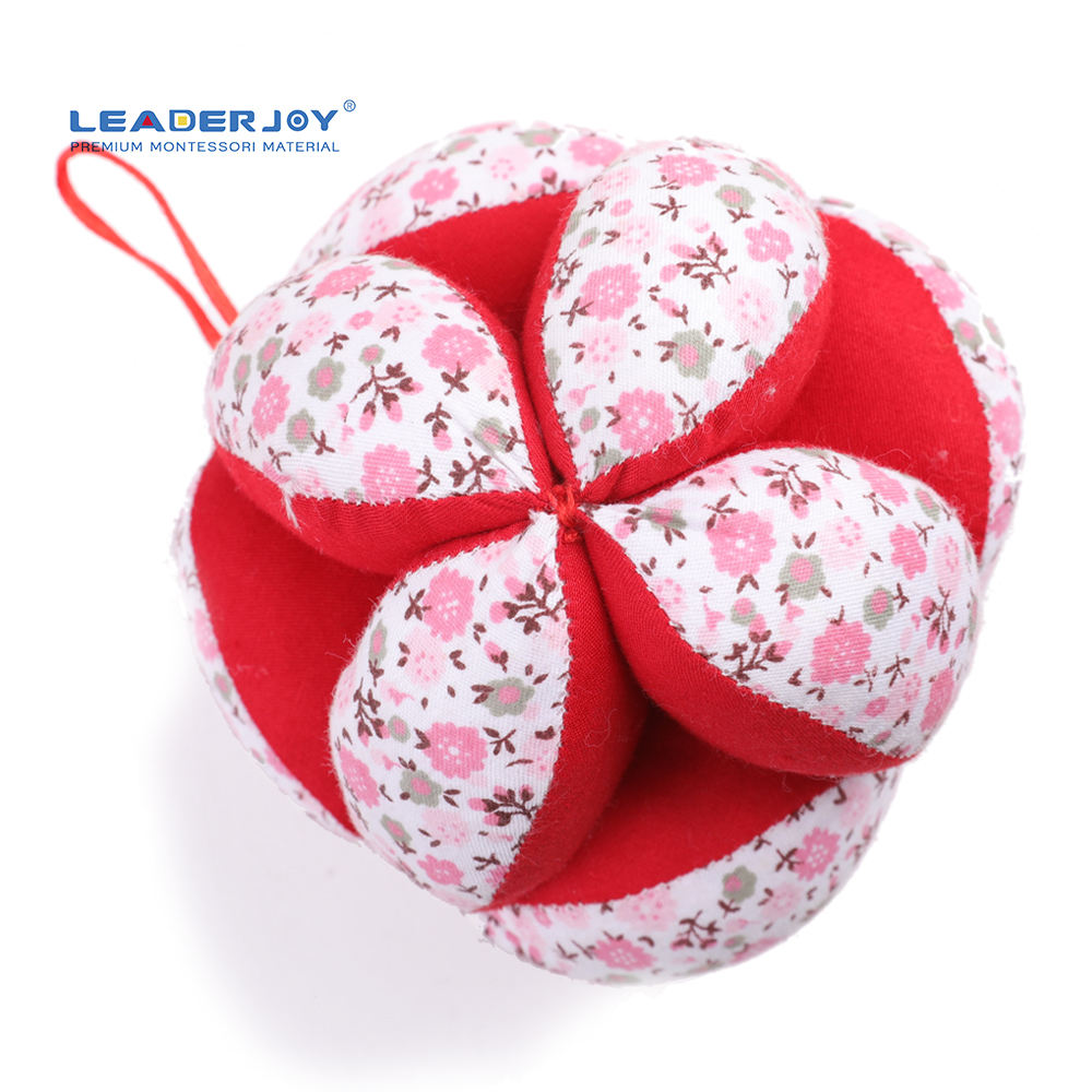 LeaderJoy Montessori Ball Toddler And Infant Toys Suppliers Wholesale Educational Montessori Baby Toys