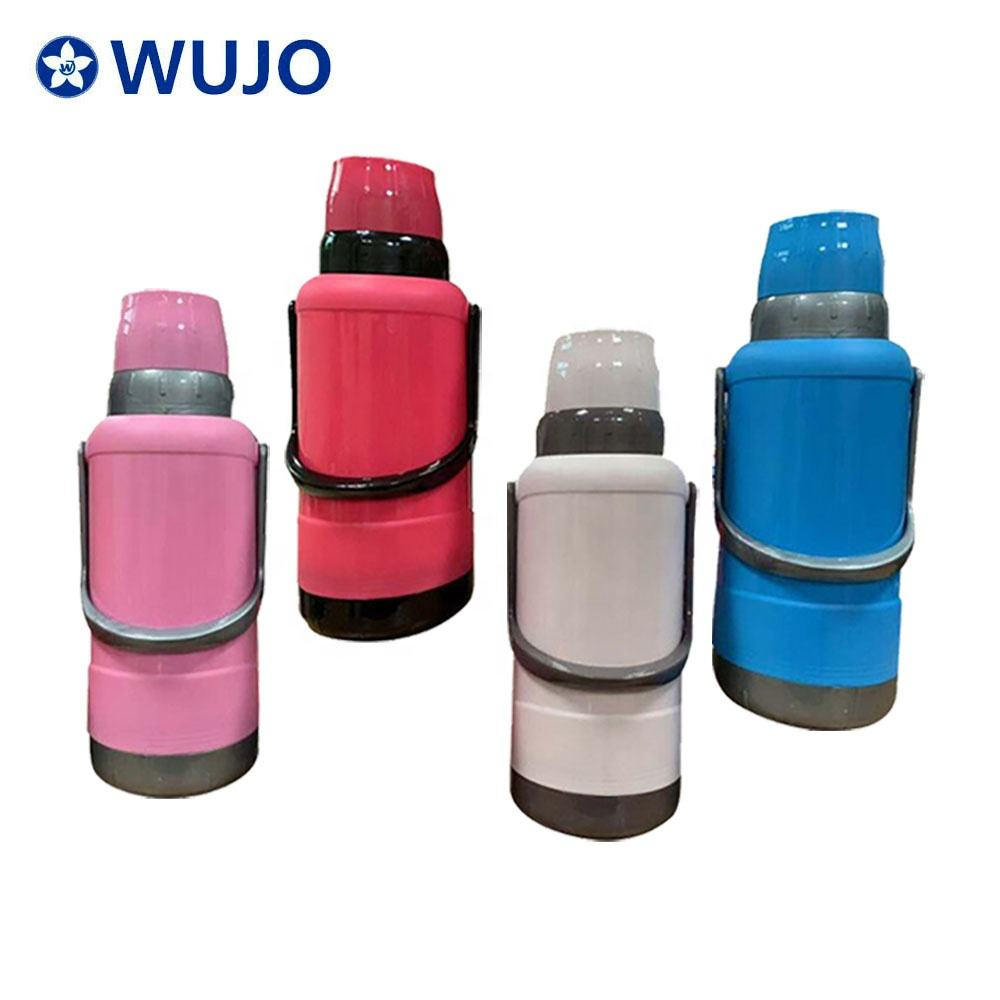 New Vacuum flask, 3.2L,water bottle, glass refill thermos