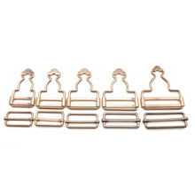 Dungaree Suspender Buckle slider with Rectangle Buckle Sliding Bar for carpenter dungarees buckle