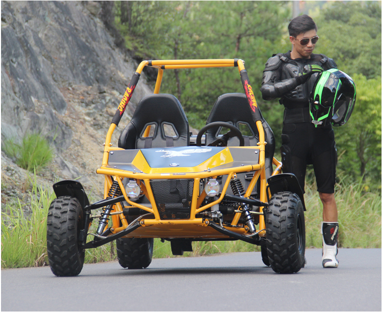2020 EGS Good quality cheap 150cc/200cc 2 seats dune buggy/electric buggy pass CE certificate hot on sale