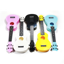 Children's Musical Instruments colorful plastic Ukulele