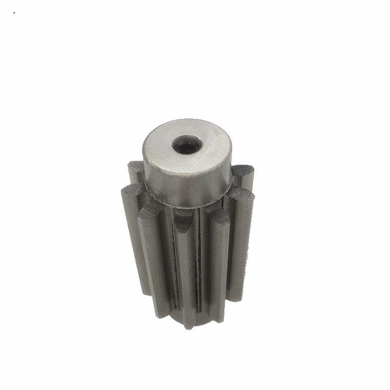 high quality 304 stainless steel precision spur pinion gear module 0.2 1.25 4 china