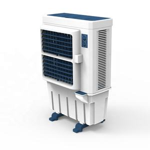 2020 Model Baru Ukuran Besar 80L Air Pendingin Udara Industri, Outdoor 18000m3 Evaporative Air Cooler