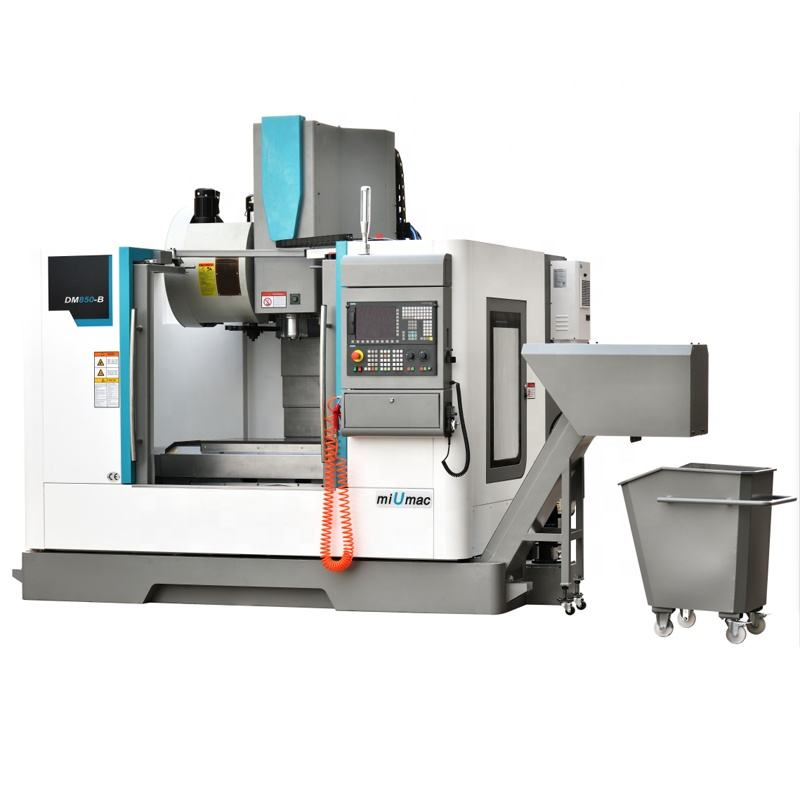 CNC machine high precision vertical machining centers price 3 axis cnc vertical machining center