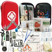 OP CE ISO approved wholesale Amazon hot selling first aid survival emergency kit