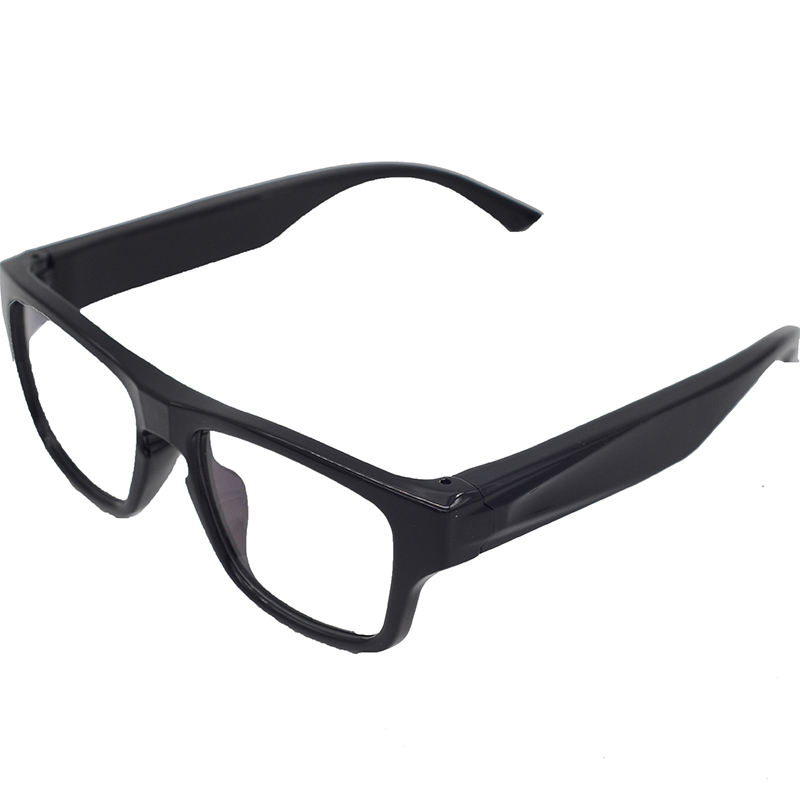 1080P Eye Glasses With Hidden Camera NO Hole Portable Invisible DVR Video Cam HD High Tech Spy Cam