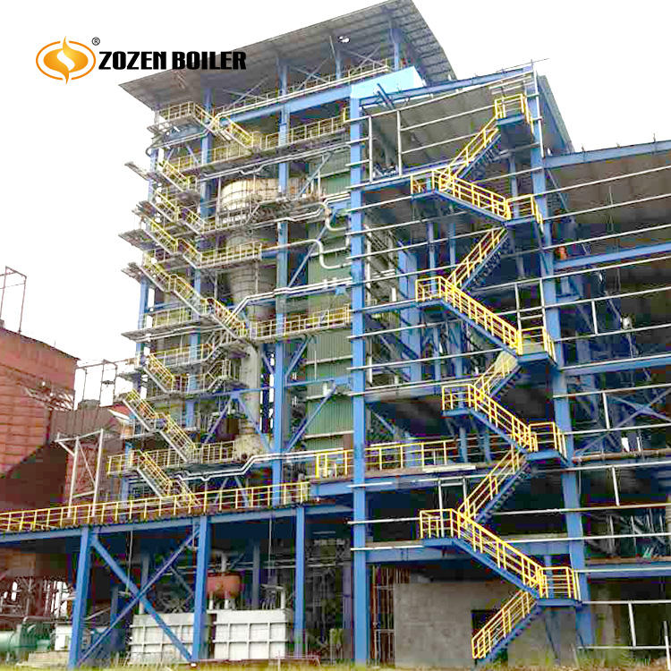 75 t/h coal Biomass Fuel combustion steam boiler