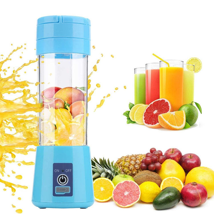 Presse-agrumes Portable pour Smoothie, Smoothie, Rechargeable, taille personnelle, USB, nouvelle collection 2020