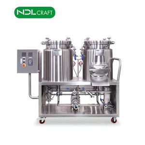 Mini brewhouse nano brewery brew house 50l 60l 100l 200l 500l เบียร์ microbrewery ใช้