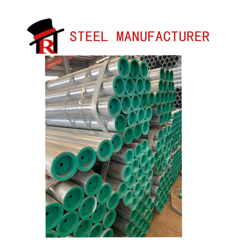 Hollow Section Steel tube,galvanized steel pipe,standard length of GI pipe